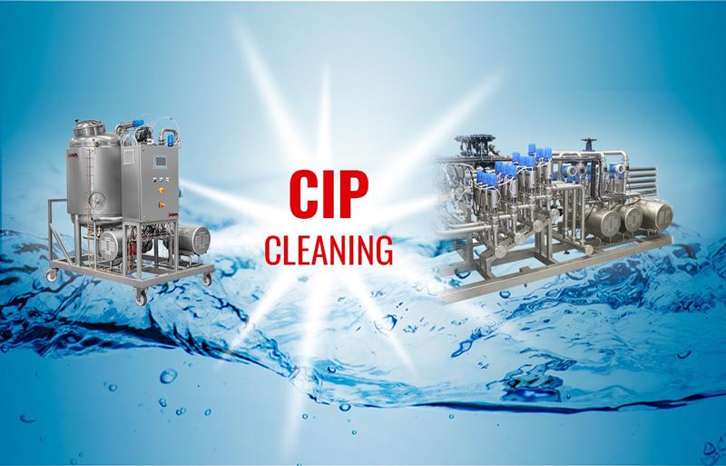 CIP INOXPA: mehr Kontrolle und Effizienz beim Reinigungsprozess