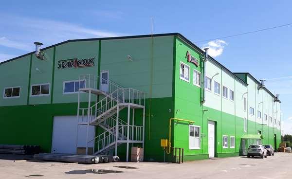Neues Logistikzentrum in Russland
