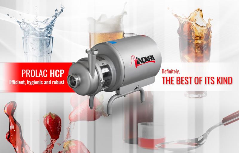 PROLAC HCP - die wohl beste Kreiselpumpe