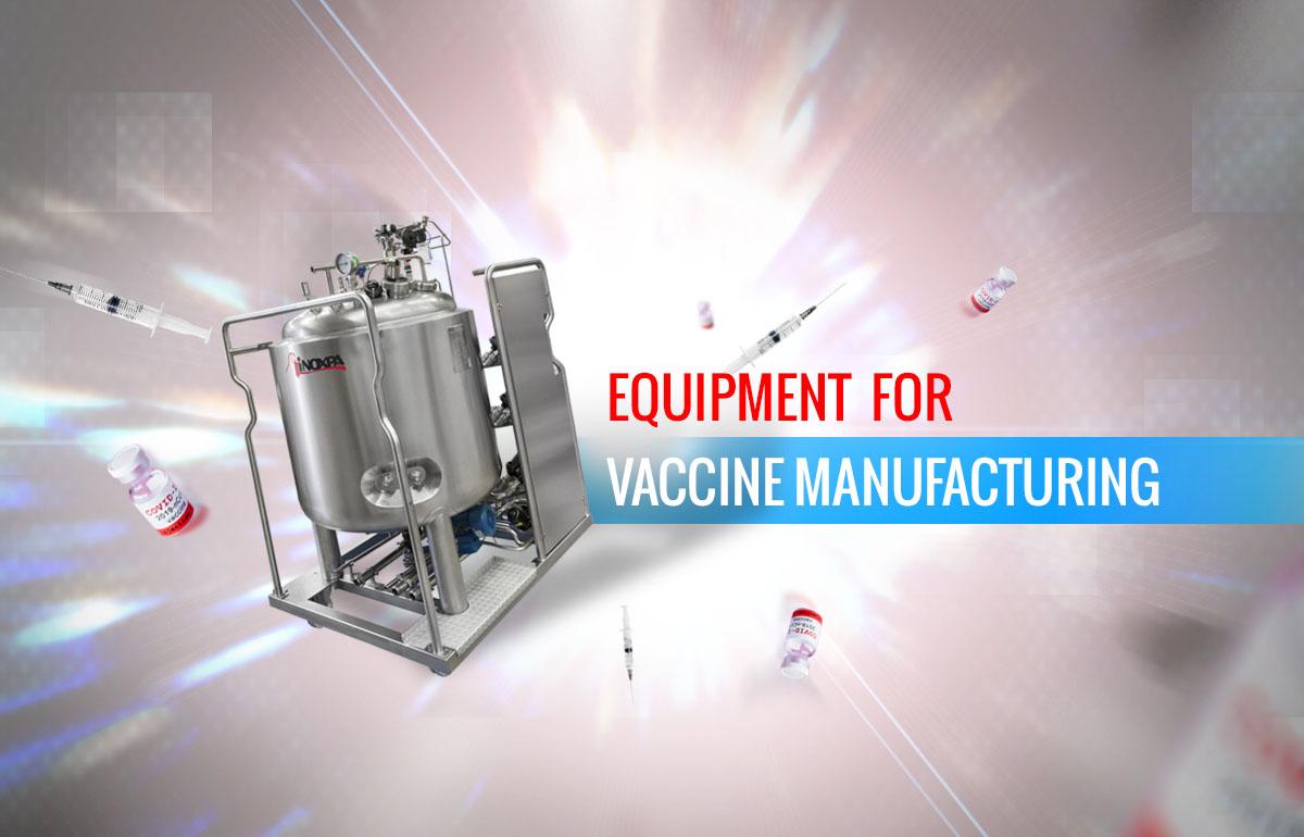 Anlagen für die Herstellung von Impfstoffen
