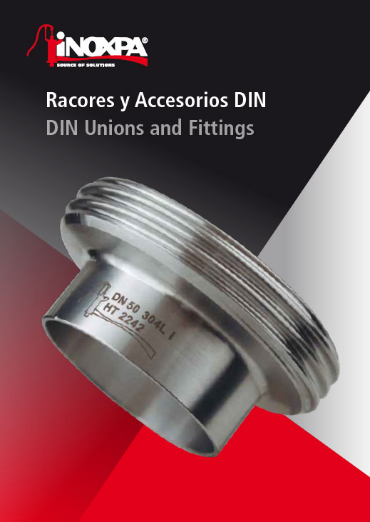 Katalog: DIN Unions and Fittings