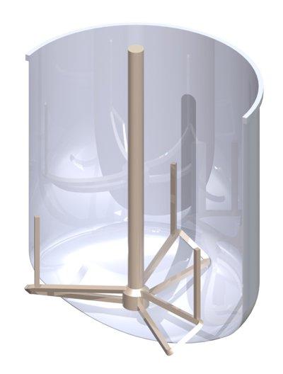 Rührwerke für Standardbehälter
